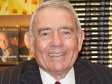 Former CBS News Anchor Dan Rather