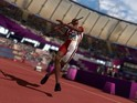 Sega's official Olympics video game continues its Xbox 360 chart success.