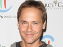 "Chad Lowe says he is ""beyond thrilled and excited"" to become a father again."