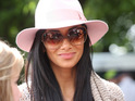 Celebrity sightings at the Goodwood Festival of Speed.