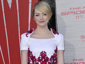 Emma Stone recalls her first experience with love in a new interview.