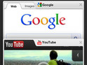 Google's web browser joins Safari and Opera Mini on Apple's mobile devices.