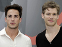Joseph Morgan and Michael Trevino talk body swaps, Caroline and dark Bonnie.