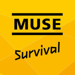 Muse 'Survival' artwork.