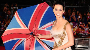 'Katy Perry: Part of Me' UK premiere interview