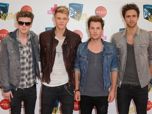 Lawson at T4 On The Beach.