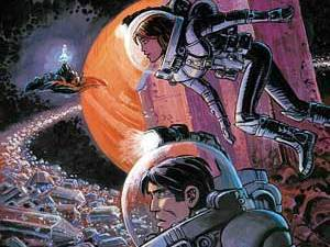'Valerian and Laureline' cover image