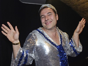 David Walliams at G-A-Y nightclub to perform with Show Bears London, England