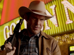 Dennis Quaid in new CBS series 'Vegas'.
