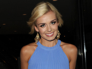 Katherine Jenkins Arqiva Commercial Radio Awards 2012 - Outside Arrivals London, England