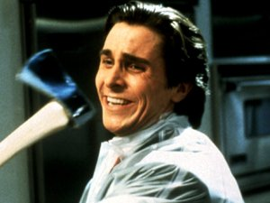 Christian Bale in &#39;American Psycho&#39; (2000)
