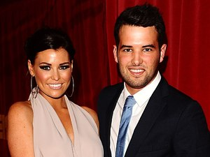 Jessica Wright and Ricky Rayment at the UK premiere of 'Katy Perry: Part of Me' in Leicester Square
