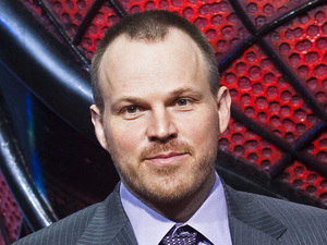 Marc Webb at the German premiere of &#39;The Amazing Spider-Man&#39;