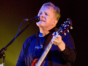T in the Park: Bernard Sumner of New Order