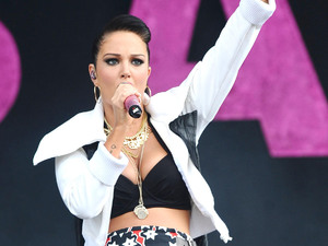 Wireless Festival 2012: Tulisa