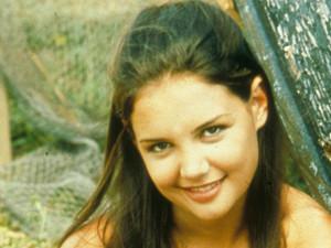 Katie Holmes, Dawson's Creek