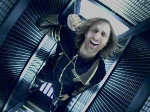 David Guetta 'I Can Only Imagine' music video.