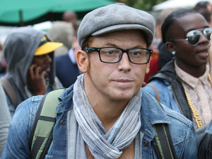 Barclaycard Wireless Festival 2012: Joe Swash