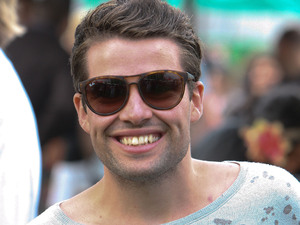 Barclaycard Wireless Festival 2012: Joe McElderry