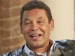Craig Charles on 'This Morning'