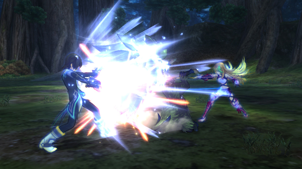 'Tales of Xillia' screenshot