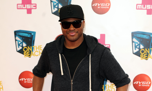 Taio Cruz at T4 On The Beach.