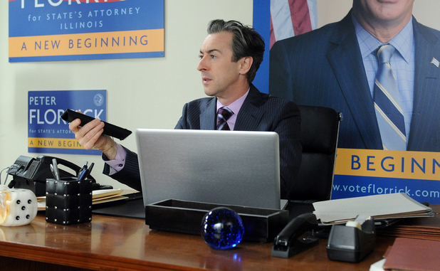 Alan Cumming in 'The Good Wife'