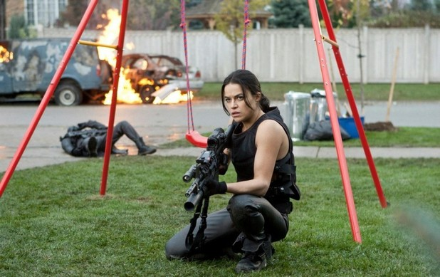 'Resident Evil: Retribution' still