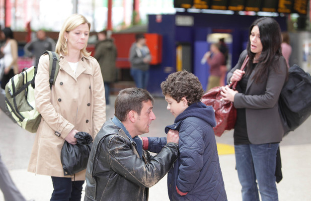 Peter agrees to Leanne's demands and begs Simon to come with him on what he promises to be a trip of a lifetime