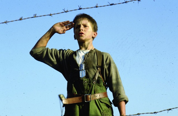 Christian Bale in 'Empire of the Sun' (1987)