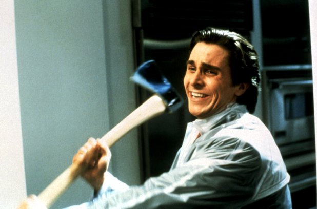 Christian Bale in 'American Psycho' (2000)