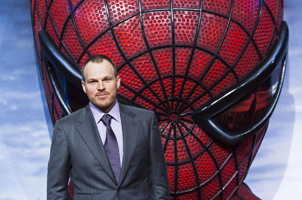Marc Webb at the German premiere of 'The Amazing Spider-Man'