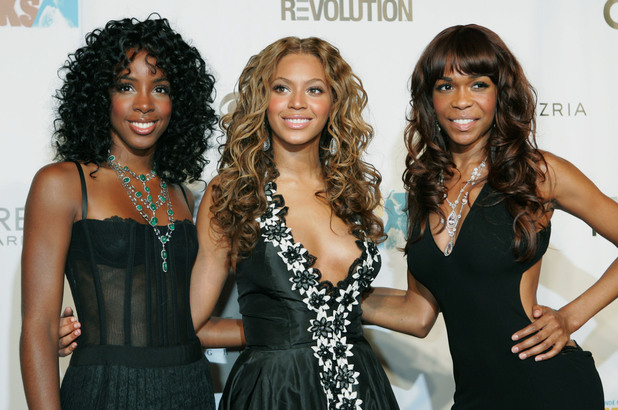 Destiny&#39;s Child file picture from 2005