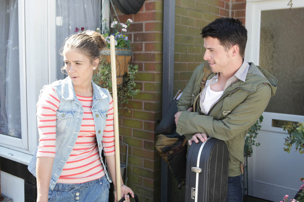 Ryan Connor returns to Coronation Street