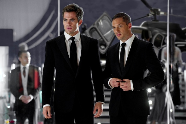 Chris Pine, Tom Hardy, This Means War