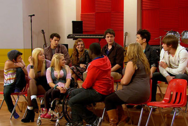 The Glee Project S02E05: 'Adaptability'