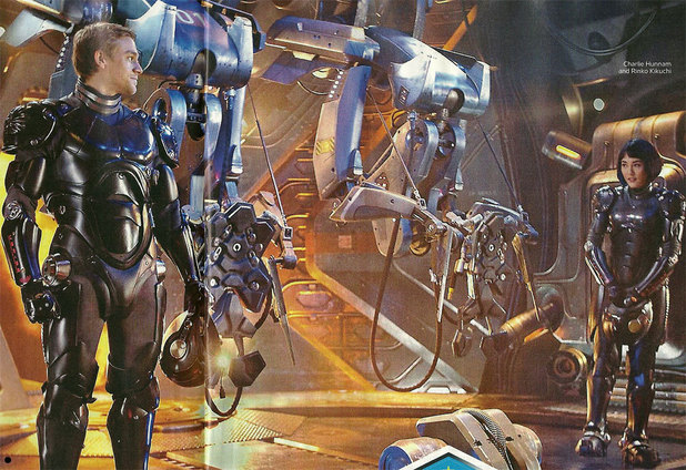 'Pacific Rim' still