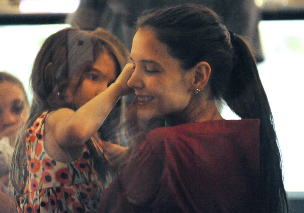 Suri Cruise, Katie Holmes