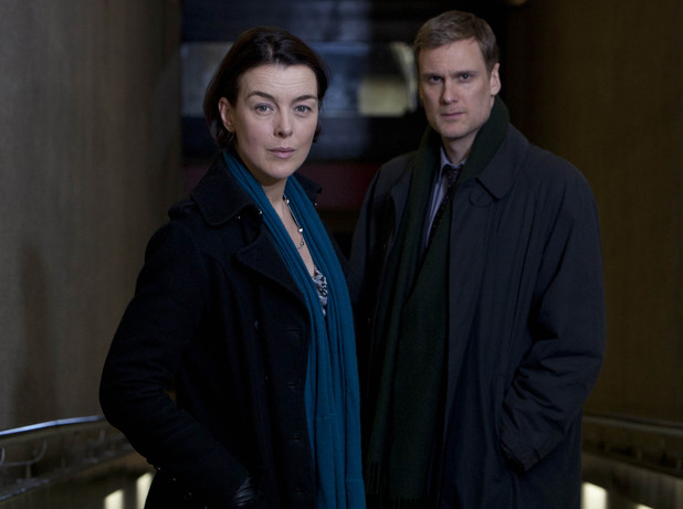 Case Sensitive: Olivia Williams as DS Charlie Zailer and Darren Boyd as DC Simon Waterhouse