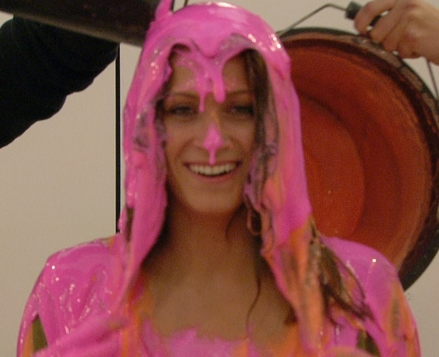 Big Brother 2012 - day 27: Ashleigh