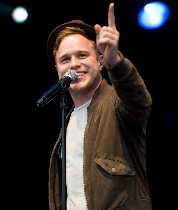 T in the Park: Olly Murs