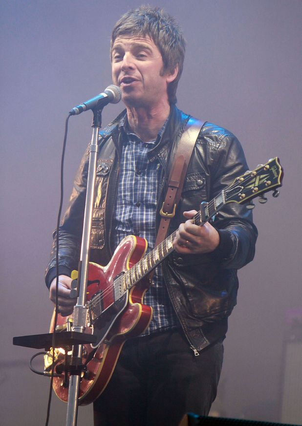 T in the Park: Noel Gallagher