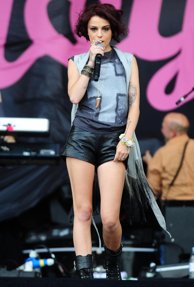 Wireless Festival 2012: Cher Lloyd