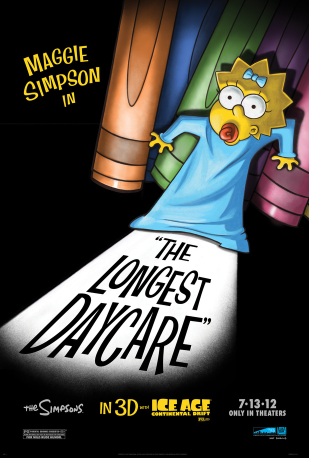 The Simpsons, The Longest Daycare