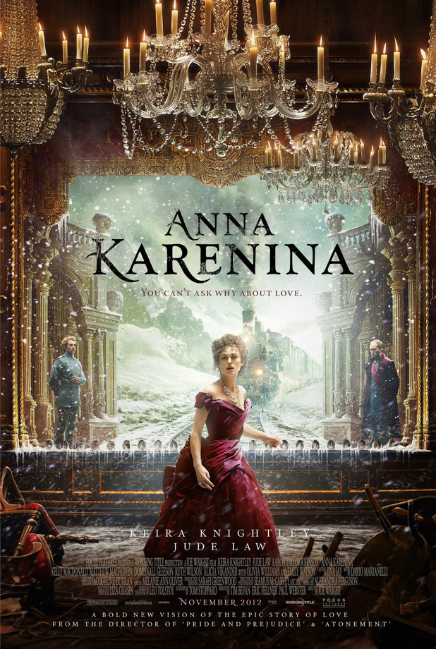 &#39;Anna Karenina&#39; poster