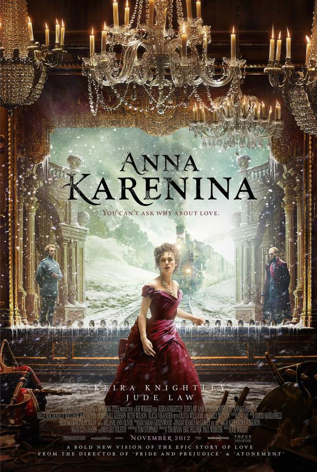 'Anna Karenina' poster
