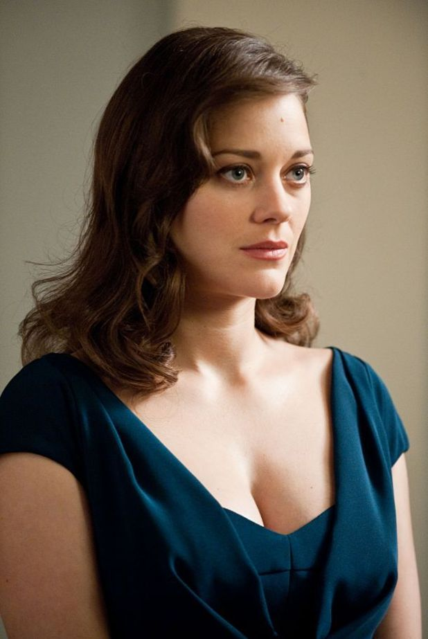 Marion Cotillard The Dark Knight Rises