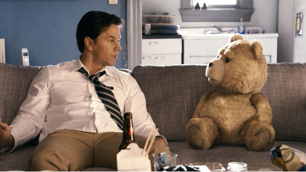 'Family Guy' creator Seth MacFarlane makes his directorial debut with 'Ted'.