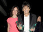 Rolling Stones member triumphs at commercial radio awards for third year in a row.