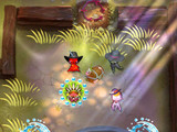 'Squids Wild West' mobile game screenshot